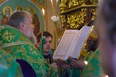 Вечерняя молитва накануне именин Правящего архиерея_21_ 02,11,2017