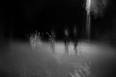 Trick Or Treat no.3 (SopheNic (DavidSenaPhoto)) Tags: lowkey mono fujinon35mmf14 impressionisticphotograph xt2 monochrome intentionalcameramovement blackandwhite bw halloween imc acros fujifilm impressionism bnw