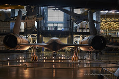 SR-71 (Valley Imagery) Tags: udverhazy aircraft museum history smithsonian dulles