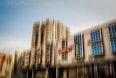The Arrival Inn (HSS) (13skies) Tags: building windows blur photoshop elements layermask playing fooling postprocessing post sunday sunlight happyslidersunday slidersunday