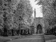 LR London October 2017-300326 (hunbille) Tags: birgittelondonoktober20171lr london england nunhead cemetery magnificentseven magnificent seven victorian autumn fall allsaintscemetery all saints framed chapel path