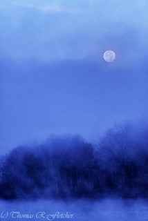 Full Frosty Moon