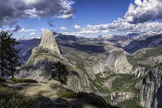 Washburn Point, Yosemite National Park (Explored)