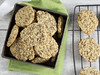 flaxfarmlandcookies4 (HealthyFlax) Tags: red flax baking with cookies flaxseed
