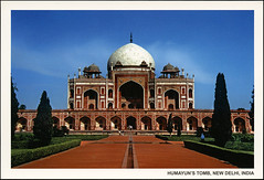 postcard - from elbe, Germany 2 (Jassy-50) Tags: postcard postcrossing india newdelhi delhi humayunstomb tomb architecture unescoworldheritagesite unescoworldheritage unesco worldheritagesite worldheritage whs