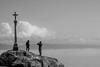 Fisterra, Cruz (Marcos Lozadam63) Tags: oeste atlantico punto españa fisterra