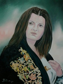 Laura, donna di Oliena. Sardegna