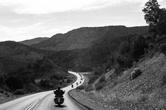 1 On the road - photo by Jason Goodrich