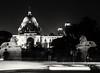 Victoria Memorial, Kolkata (rahul_th) Tags: kolkata victoriamemorial blackwhite longexposure canon canon77d