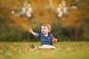 Fall's Magic (DanaZarzycki) Tags: fall autumn child kids children leaves color trees michigan orange yellow danarosephotography toddler