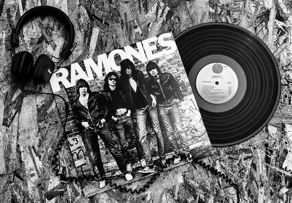 the ramones research paper