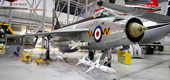 ENGLISH ELECTRIC LIGHTING (douglasbuick) Tags: aircraft lightning raf east fortune museum military
