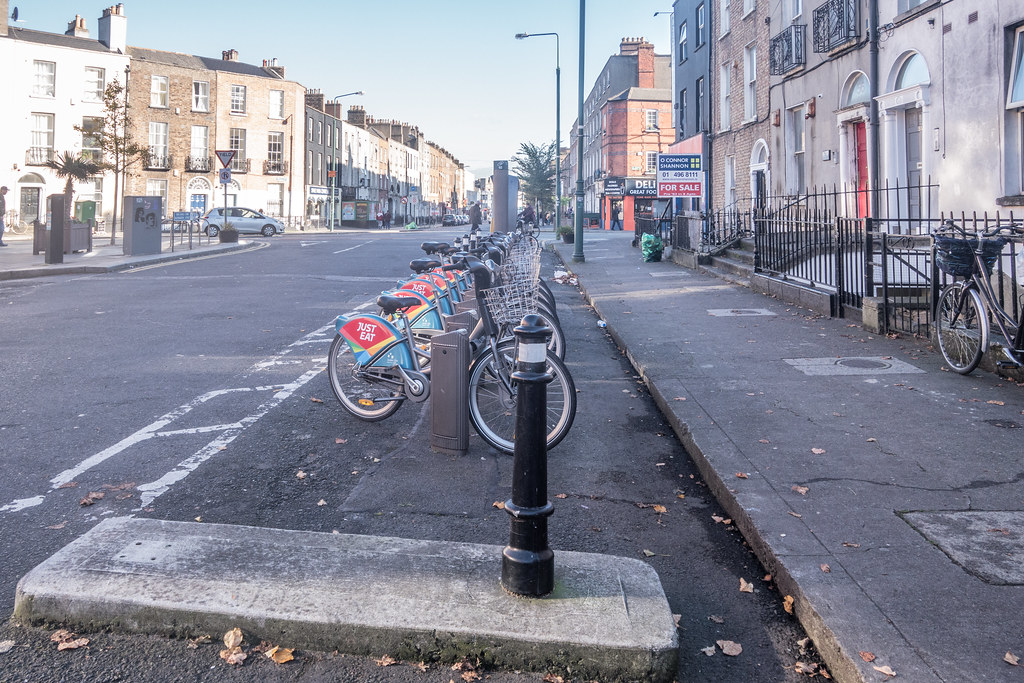 DUBLINBIKE DOCKING STATION NO 2 [BLESSINGTON STREET]-133651