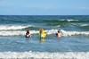 Kids Boogie Boarding (Joe Shlabotnik) Tags: july2017 higginsbeach violet helent 2017 maine boogieboard everett ocean beach afsdxvrnikkor55300mm4556ged