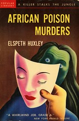 Popular Library 100 - Elspeth Huxley - African Poison Murders (swallace99) Tags: popularlibrary vintage 40s murder mystery paperback hlawrencehoffman