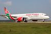 5Y-KZC, Boeing 787-8 Dreamliner, Kenya Airways (freekblokzijl) Tags: kenyaairways dreamliner boeing787 7878 arrival taxien taxiwayv amsterdamairport schiphol zomer nairobi planespotting eham ams canon eos50d