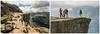 Preikestolen (Panasonikon) Tags: panasonikon nikond7100 nikkor55300 norwegen felsen steilwand gipfel klippe lysebotn mountain sigma1020 preikestolen fjord plateau landschaft landscape