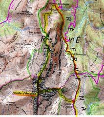 Arcalod (D.Goodson) Tags: didier bonfils goodson arcalod pointe bauges escalade rando vertige montagne automne goodson73 dgoodson flickr