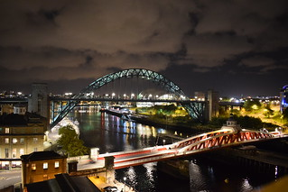 Overlooking the Quayside