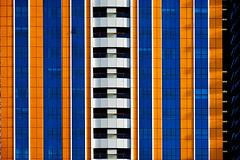 Urban mosaic (stedef) Tags: dubai skyscraper grattacielo geometria geometry mosaico mosaic