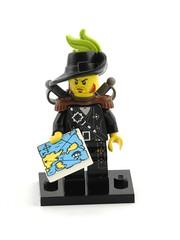 Sea Rat Captain (Ayrlego) Tags: lego brethrenofthebrickseas bobs corrington oleon eslandola searats mardier garvey