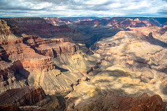Shadows and Light (JC_Carvalho) Tags: landscape amazing cliffs nationalpark time navajo coloradoriver clouds shadows mountain nature grandcanyon williams geology vacation river history canyon arizona america depth layers az