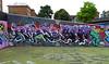 Graffiti at Stockwell 07-16 Tributes to Robbo (4) + (5) (geoffKR) Tags: london graffiti robbo