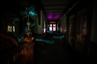Winchester Mystery Light