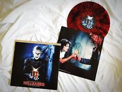 What's your pleasure sir? (kibblesthepig) Tags: albumvinyllp recordlpmusi hellraiser horror soundtrack
