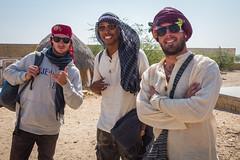 Rajasthan - Jaisalmer - Desert Safari traditional villiage-2