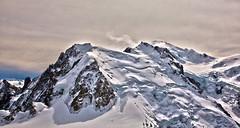 Mont Blanc (Laph95) Tags: montagne mountain mont blanc white alpes alps france snow neige hauteur haut high aiguille midi extérieur paysage landscape outside outdoor cloud nuage summer été alpinisme