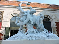 """The Fate of a Banished Man (Standing)"", Venice"