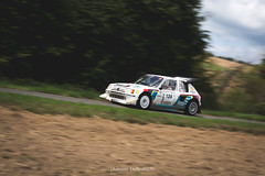 Peugeot 205 T16 Evo2 Group B (antoinedellenbach.com) Tags: worldcars classic car race racing motorsport canon eos automotive classiccars automobiles vintage raceway racecar sport course historictrophy festival lightroom coche driver rallye eifel allemagne germany eifelrallyefestival groupeb groupb speed daun adac legend stage peugeot 205 205t16 panning