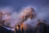 Uprising (Sapna Reddy Photography) Tags: castlemountain banff mountain sunset light canadianrockies clouds