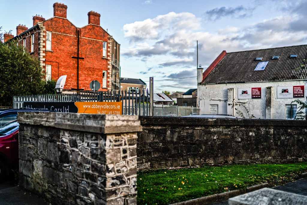 GRANGEGORMAN AREA OF DUBLIN [PHOTOGRAPHED OCTOBER 2017]-133457