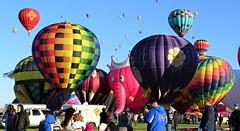 101117-193, Albuquerque Balloon Fiesta (skw9413) Tags: newmexico albuquerque balloon fiesta46th aibfhot air balloons