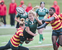 "2017_10_01PandasRugby (25) (Don Voaklander) Tags: ""university alberta"" ""don voaklander"" voaklander edmonton alberta canada college university varsity sport sports woman women women's female females academic canadian ""canada west"" ""canadian interuniversity sport"" ""u sports"" cis cw pandas west universities athletic association"" athlete athletes 2017 rugby green gold"