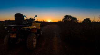 Destination: Sunset