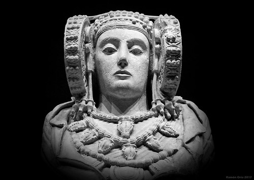 Lady of Elche  / Dama de Elche