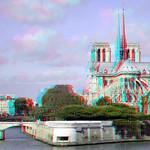 Notre Dame Paris 3D thumbnail