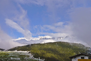 Snowy Nauders, Tirol - Austria (1110374)