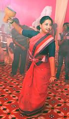 DSC_2675 (Mukul Banerjee (www.mukulbanerjee.com)) Tags: durgapuja durga durgotsav durgotsava new india festival shakt goddess celebration people dhunochi naach dhunochinaach bengali cultural culture traditional sindur sindoorkhela shalimarbagh portraits enjoyment awesome 2017 durgapuja2017 hindu mukulbanerjeephotography nikond300 nikon2470mmf28