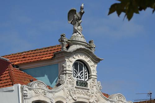 Les belles demeures d'Aveiro