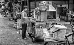 The Street Vendor 2 (simon_pannell) Tags: southvietnam saigon blackandwhite asia street southeastasia mono nikdefine seasia vietnam colour streetscapes travel hcmc niksilverfx streetlife hochiminhcity