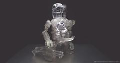 AR Ghost 6 (Okamidensetsu) Tags: acidrain toy toys laurel laurelghost ghost toyphotography oritoy mech lightpainting