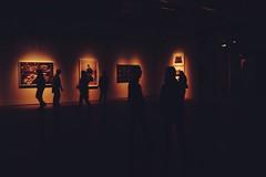 Visitors #sanfrancisco #pier24 #pier24 #gallery #museum #memories #photography #nikond3100 #candid (brinksphotos) Tags: sanfrancisco pier24 gallery museum memories photography nikond3100 candid