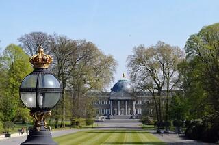 Bruxelles - Domaine de Laeken - Château Royal, Explored, best # 08 on Oct. 11, 2017