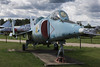 Yakovlev Yak-38M - 4 (NickJ 1972) Tags: central air force museum monino aviation 2017 yakovlev yak38 forger 38 yellow vtol