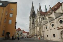 Regensburg, Germany, October 2017