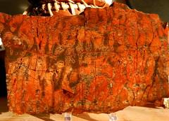 fiery Gunflint Range Ontario (stromatolite) jasper (subarcticmike) Tags: geology jasper stromatolite orange cyanobacteria digitate geotagged subarcticmike paleoproterozoic 19ga gunflint formation travel rockshop burnbabyburn mesmerizing biogeochemical rustloving ironstained natural nature 6ws sixwordstory